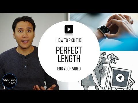 How to Pick the Perfect Length for Your Video