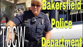 YOU AINT NO REAL POLICE OFFICER TCCW/SJVT/KCC(1st amendment)