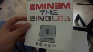 Baixar EMINEM - The Singles JAPAN IMPORT REVIEW (PART1)