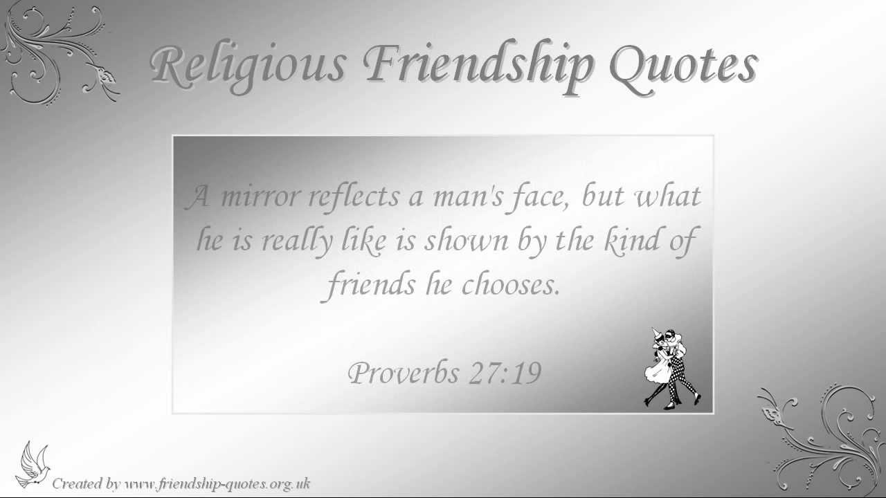 Beautiful Religious Friendship Quotes   YouTube