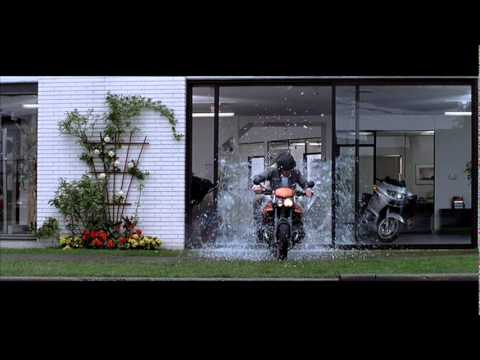 BMW Rockster Motorcycle In Paycheck