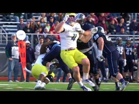 Delaware Football's Bilal Nichols: Highlights