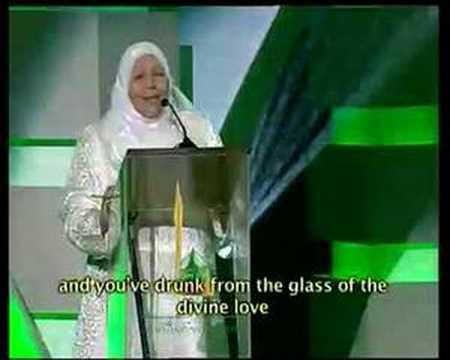 Al Mahabba Awards 2008مهرجان جوائز المحبة -عبلة الكحلاوي
