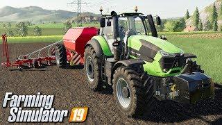 Sianie kukurydzy - Farming Simulator 19 | #56