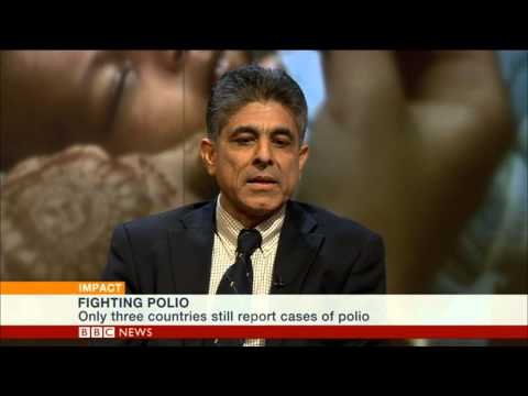 BBC World News - Discussion on Polio on Impact