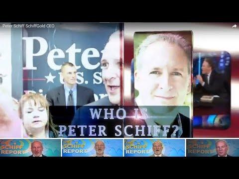 Peter Schiff    SchiffGold CEO