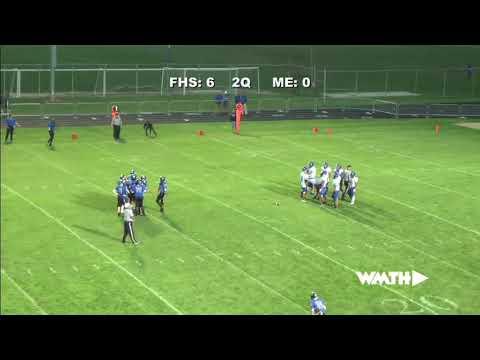 Maine East High School Vs. Fenton - August 24, 2018 - Part 1