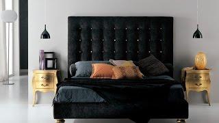 видео Двуспальная кровать Италия