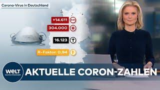 Die aktuellen corona-zahlen in deutschland. wie immer am wochenende übermitteln sieben bundesländer keine daten: demnach wurden dem robert-koch-in...
