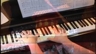 Cover images Where Is Your Heart - Moulin Rouge - Piano