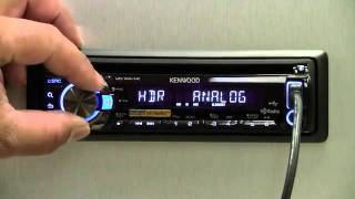 KDC-HD548U w/Built in HD Radio