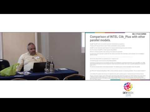 Intel CILK Plus: An established parallelisation technology with longstanding benefits - Richard Paul