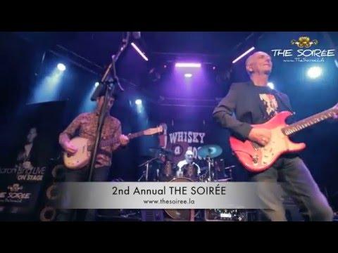 Trevor Sewell  LIVE@ THE SOIRÉE 2016 -Whiskey a Go Go