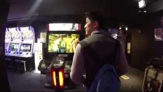 Ramen! SEGA Arcade Akihabara, Taito, Tokyo, Japan [Vacation Time ep.6]