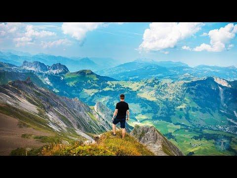 """Relaxing Flight Music: """"Atop the World"""" - Comfort, Sleep, Travel, Wellness"""