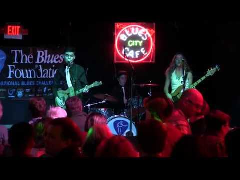 """2017 International Blues Challenge 'Youth Showcase' - """"CrossBorder Blues Band"""""""
