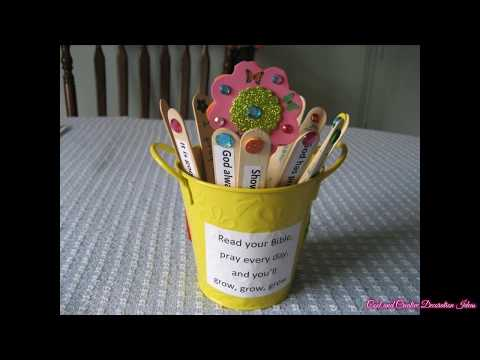 Sunday School Craft Ideas