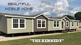 Mobile Home 32x80 5 Bed 3 Bath Platinum Kennedy Beautiful Double Wide Mobile Home Masters Youtube