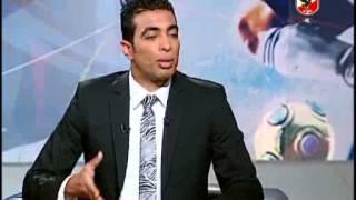 """عم حسين و دعاء """"لقاء الاجيال"""" وشعور خساره درع الدورى"""