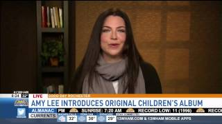 Amy Lee - FOX Interview Good Day Rochester