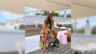 Melyssa Pinto ya disfruta del verano en Ibiza junto a Sofía Suescun y Dulceida