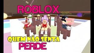 ROBLOX-Ana & Bela, who does not sit loses