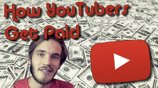 Video HOW DO YOUTUBERS GET PAID? download MP3, 3GP, MP4, WEBM, AVI, FLV Oktober 2018