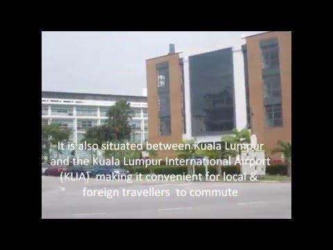 Cyberjaya  Nucleus of the Multimedia Super Corridor Centers MSCC, 63000 Selangor