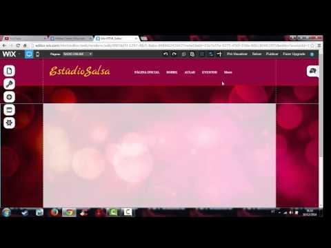 Como Colocar Radio Online No Seu Site WIX