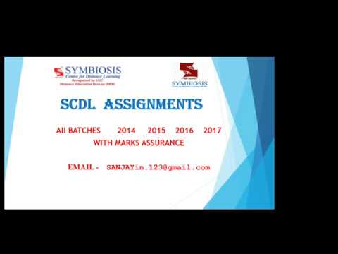 Scdl assignments 2016 scdl pgdba assignments mba project report scdl assignments 2016 scdl pgdba assignments mba project report yadclub Choice Image