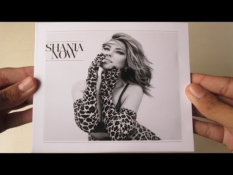 Shania Twain - Now ( Album Deluxe Edition...