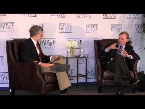 Patrick Henry College Newsmakers Interview | John Dickerson