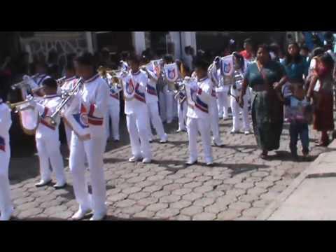 DESFILE 14 SEPTIEMBRE 2016 SAN LUCAS TOLIMAN
