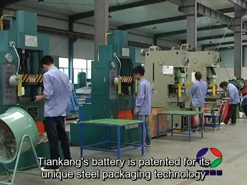 LTO Lithium Titanate Batteries by Tiankang™