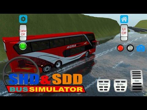 Review AGRA Mas JEDEKA Bus Simulator Indonesia | Game Simulator Android