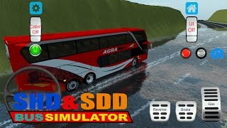 Review AGRA Mas JEDEKA Bus Simulator Indonesia | Game Simulator Android