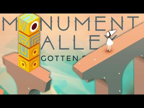 MY BRAIN IS MELTING | Monument Valley: Forgotten Shores
