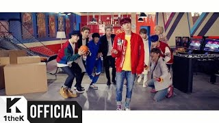 Watch Up10tion Catch Me video
