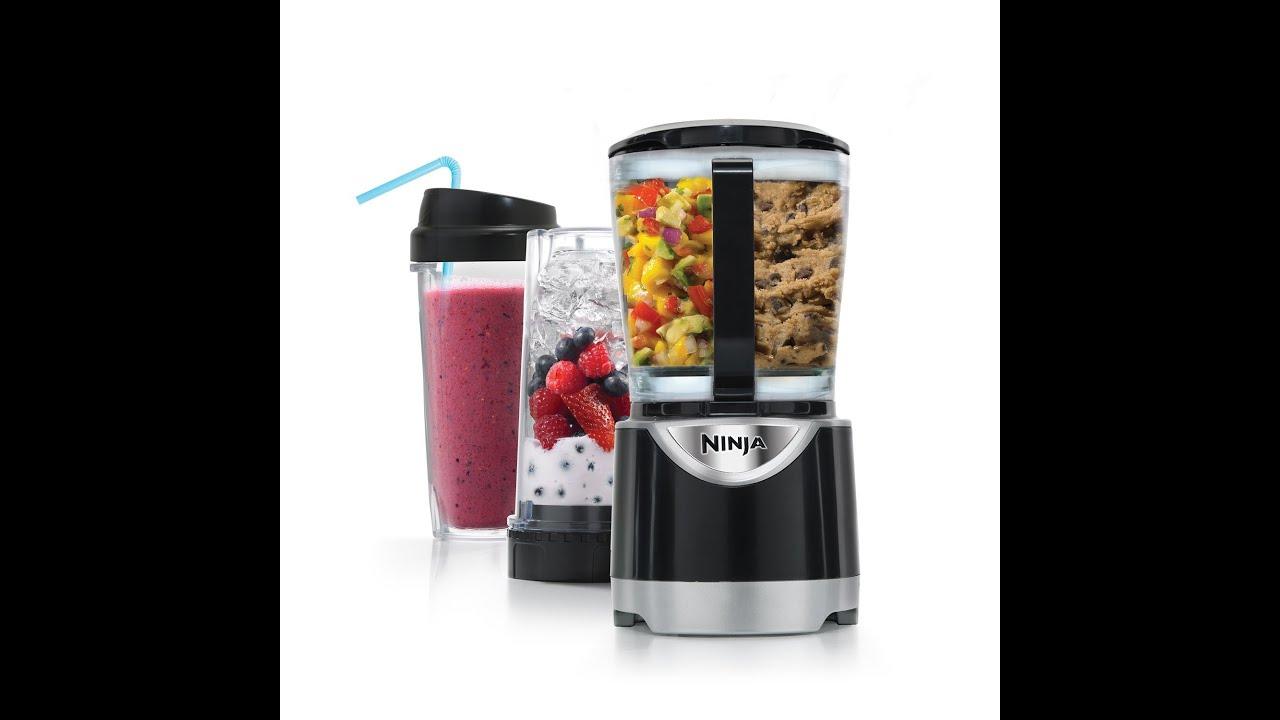 review ninja kitchen system pulse bl201 youtube