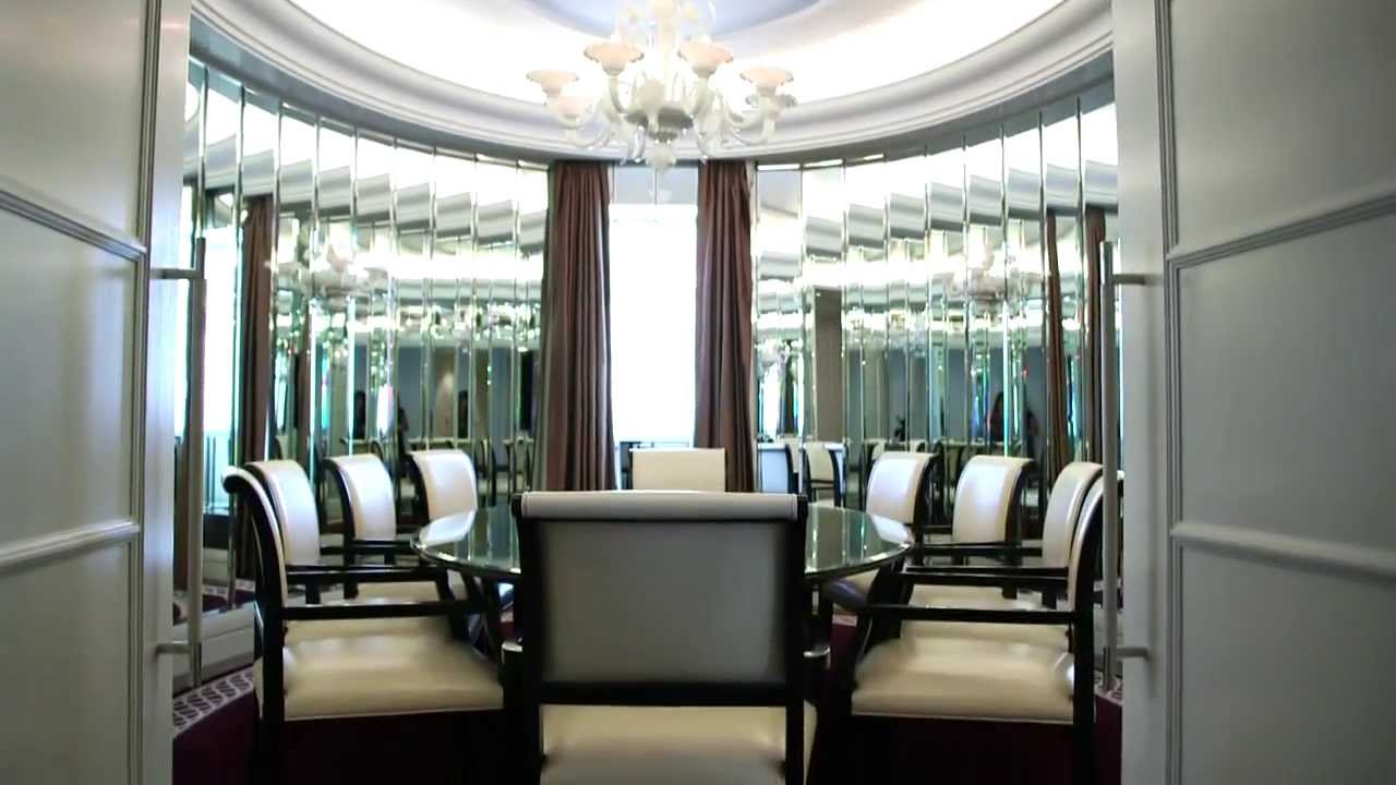 Royal Penthouse Suite At Corinthia Hotel London Youtube