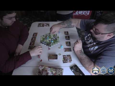 Rampaging Jotunn BatRep 2 (Filmed at Nu Brand Gaming)