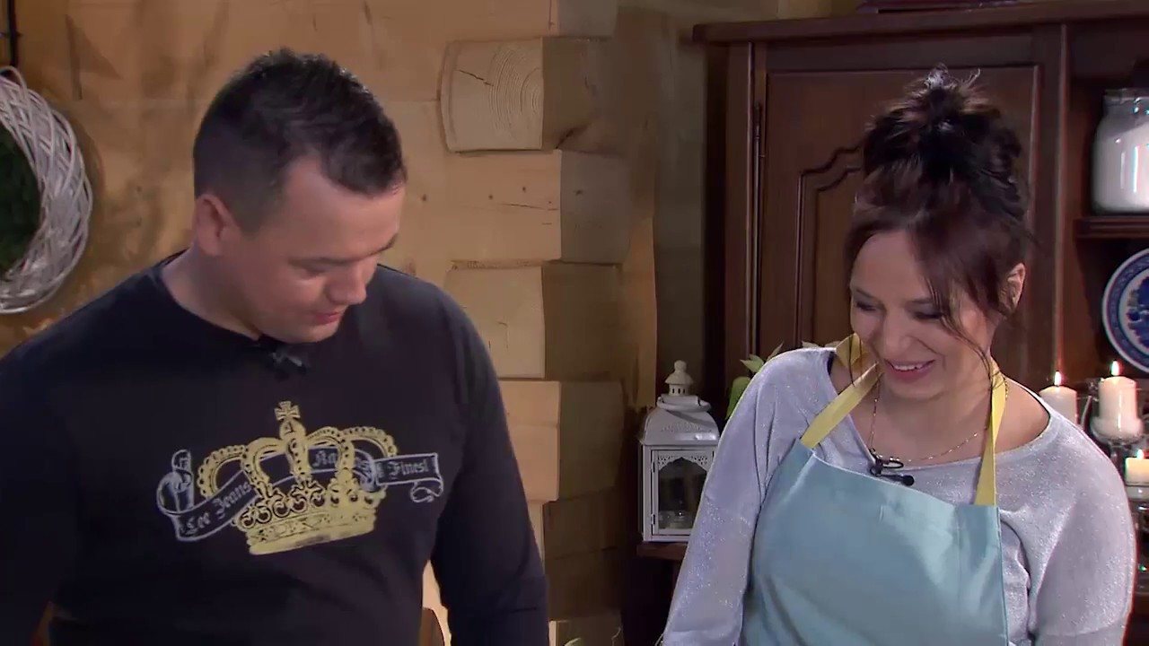 Rolnik Szuka Żony 4 – Odcinek specjalny – Kasia i Piotr gotują
