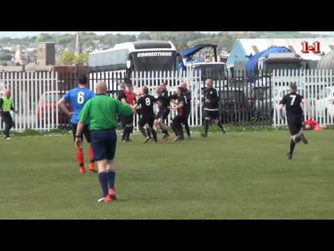 1st Bangor FC 2-1 East Belfast FC