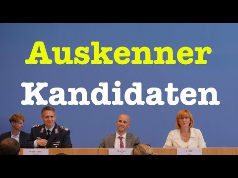 30. Mai 2018 - Bundespressekonferenz - RegPK
