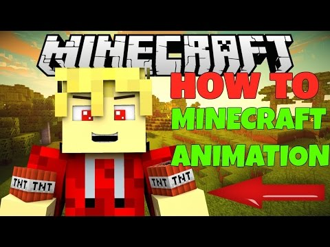 How to animate your own minecraft character thumbnail how to make a minecraftmcpe animation on androidios 2016 ccuart Images