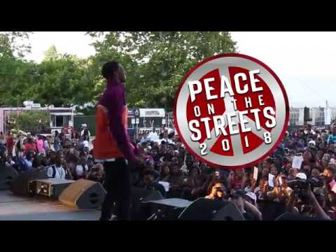 Peace On The Streets (2202) - June 2018 Peace On The Streets Recap