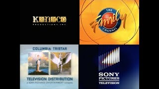 Kanaco Productions/The Family Channel/Columbia Tristar Television Distribution