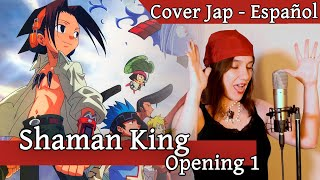 Cover images 📿 Over Soul 「シャーマンキング」(Shaman King Cover Japonés - Español Latino) - Iris