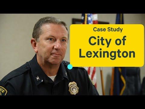 Case Study: City Of Lexington Public Safety   Tait Communications
