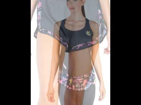 Elle Sport κολάν, yoga pants